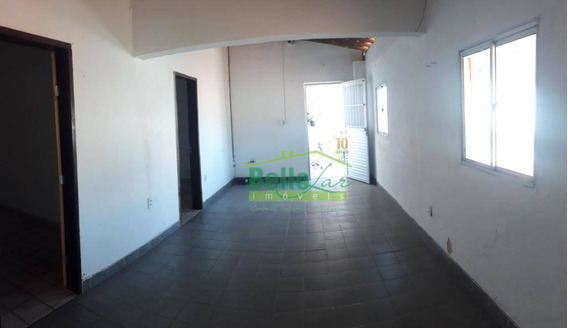Kitnet Com 2 Dormitórios Para Alugar, 65 M² Por R$ 680/mês - Afogados - Recife/pe - Kn0002