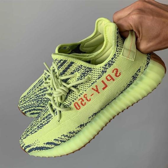 Tênis adidas Yeezy 350 Semi Frozen Boost Kanye Off White