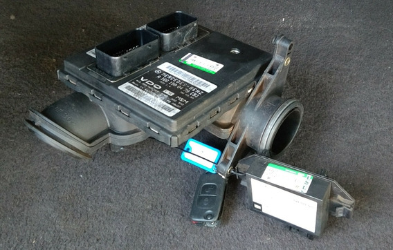 Kit Módulo Injeção Mercedes Classe A160 A190 Completo