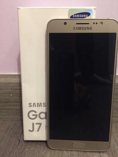 Samsung Galaxy J7 Metal Usado 10/10