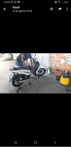 Honda Honda Biz Branca16