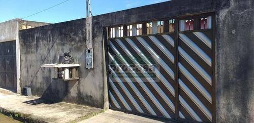 Casa À Venda Por R$ 80.000 - Ca4068