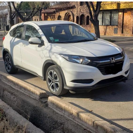 Honda Hrv Lx 1.8.año 2016.unica Mano