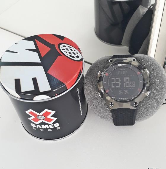 Relógio Masculino X-games Digital Xmppd566 Pxgx