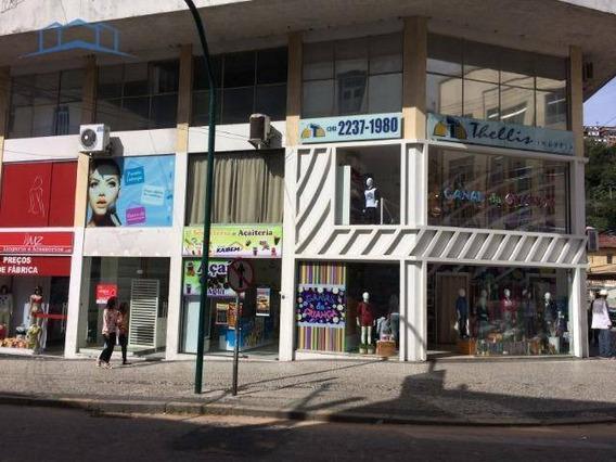 Loja Para Alugar, 35 M² Por R$ 2.500,00/mês - Alto Da Serra - Petrópolis/rj - Lo0001
