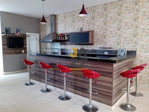 Casa Com 4 Dormitórios À Venda, 350 M² Por R$ 1.350.000,00 - Jardim Ibiti Do Paço - Sorocaba/sp - Ca13151