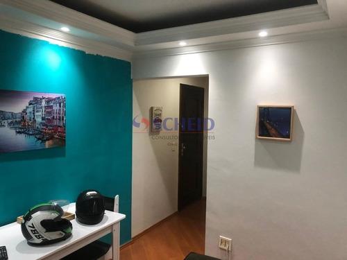 Imagem 1 de 15 de Apartamento De Dois Dormitórios Em Vila Mascote - Mc7598