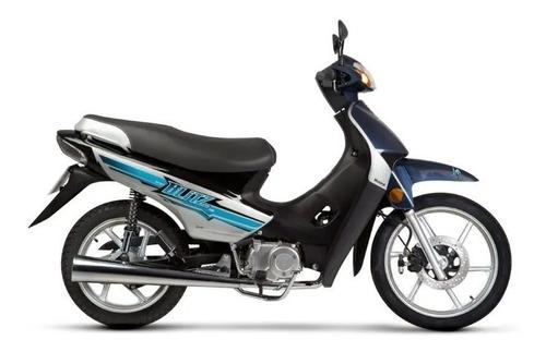 Motomel Blitz 110 Full 18cta$6952 C/alarma Mroma Dlx Cg 150