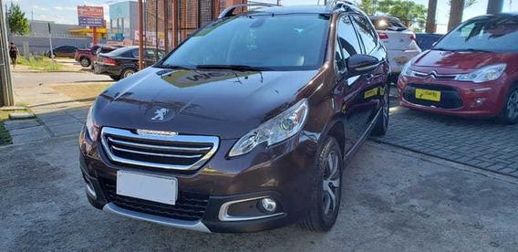 Peugeot 2008 Griffe 1.6 Automatico 2016