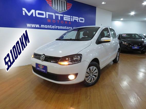 Volkswagen Fox 1.0 Mpi Bluemotion Flex Completo Só 53.100 Km