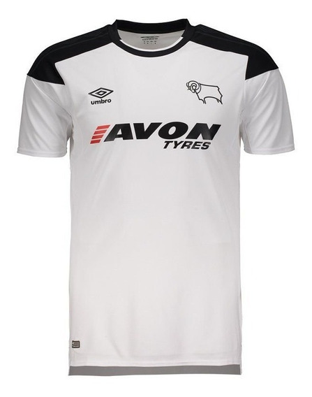 Camisa Umbro Derby County Home 2019