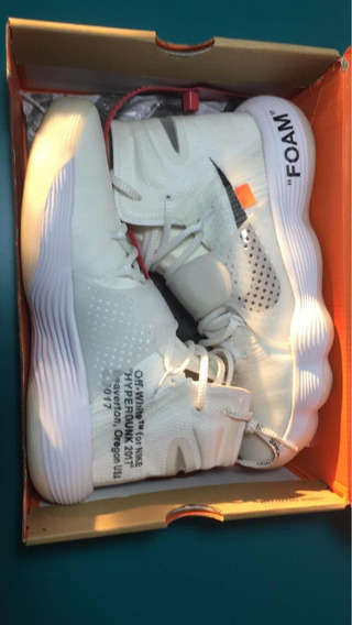 Tênis Nike Hyperdunk X Off-white