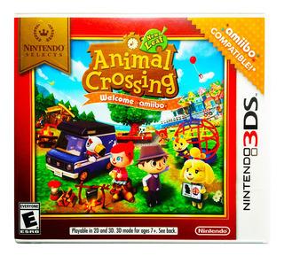 Animal Crossing New Leaf Nuevo - Nintendo 2ds & 3ds