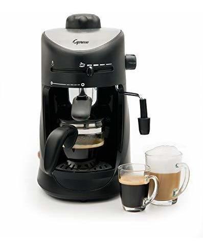 Maquina De Cafe Espresso Y Capuchino 4 Tazas