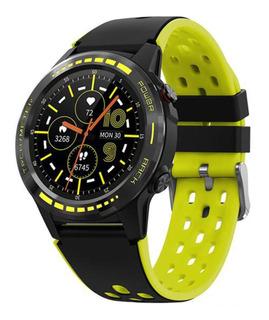 Reloj Smartwatch Mistral Smt-m7-03 Joyeria Esponda