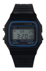 Relógio Masculino Preto Esportivo Digital Relogio Crianças