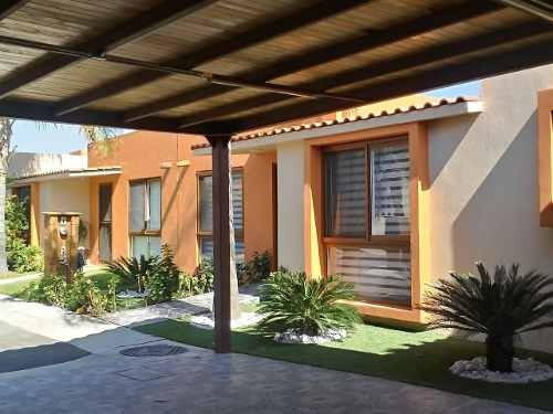 Casa En Renta Puerta Real Residencial, Acabados De Lujo