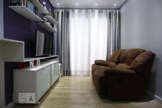Apartamento No 8º Andar Mobiliado Com 1 Dormitório E 1 Garagem - Id: 892947575 - 247575
