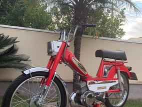Mobylette Caloi Av7 - Único Dono