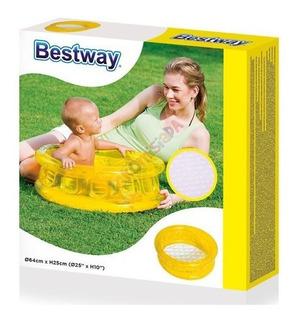 Pileta Inflable Para Bebe 64 Cm Bestway @ Micieloazul