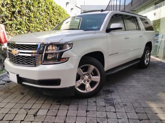 Chevrolet Suburban Suv 5p Lt V8/5.3 Aut Piel 2da/cubo