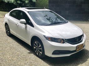 Honda Civic Ex L At (2015)