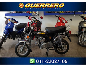 Moto Guerrero Day 70 Dx Hot Dax Sh