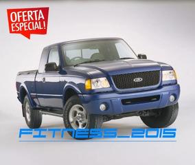 Manual De Taller Diagramas Ford Ranger 1998 - 2002