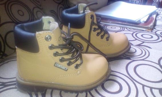 Zapatos De Nño Talla 25