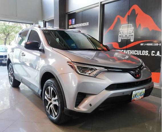 Toyota Rav-4 Año 2018