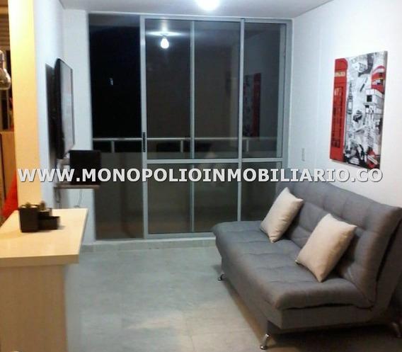 Ideal Apartamento Amoblado Renta Itagüi Cod: 17526