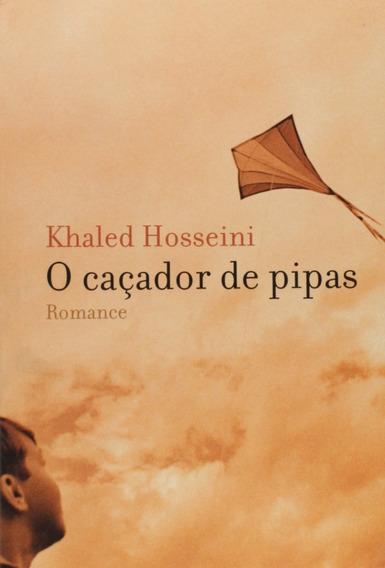 Livro O Cacador De Pipas - Khaled Hosseini