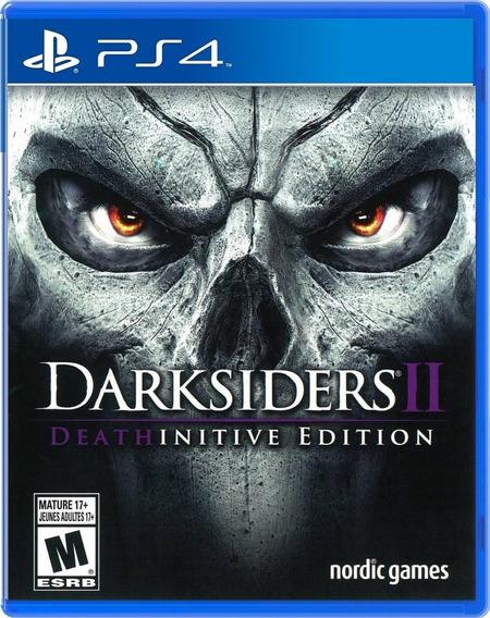 Darksiders 2 Deathinitive Ps4 Digital Vitalício Promoção