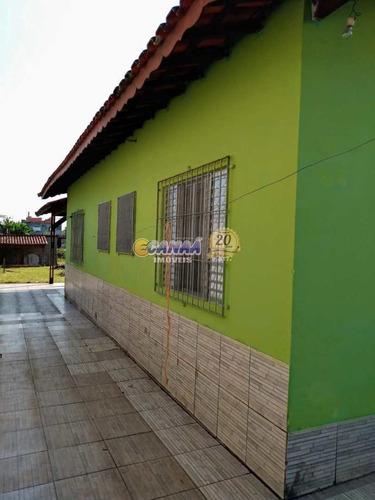 Chácara Com 2 Dorms, Itaguaí, Mongaguá - R$ 265 Mil, Cod: 8270 - V8270