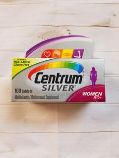 Centrum Silver Women Libro