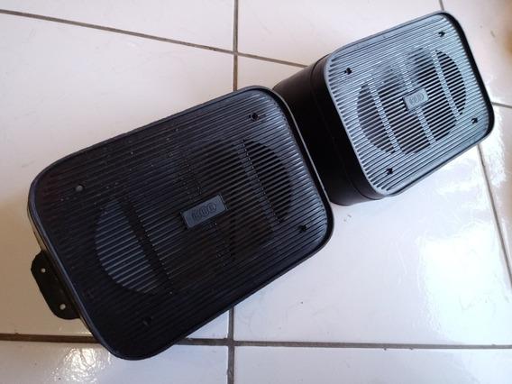 Caixa Acústica Suporte Auto Falante P/ Carro Acessório Época