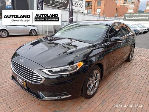 Ford Fusion Sel Hibrido 2020