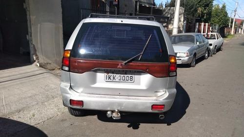 Imagem 1 de 6 de Mitsubishi Pajero Sport 2002 2.8 Gls 4x4 5p