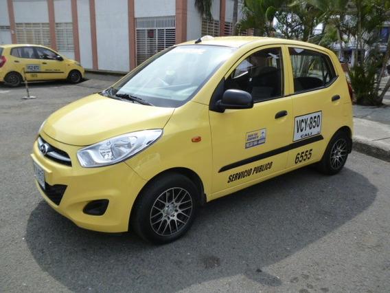 Taxi Hyundai I 10 Full Solo A Gasolina