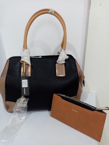 Cartera + Billetera Barbara Bags Am228