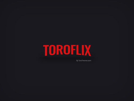 Novo Template Toroflix Atualizado