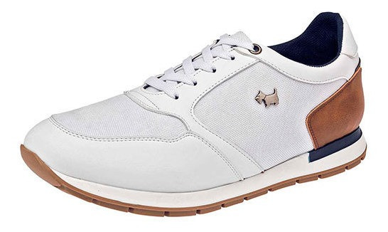 Zapato Tenis Perforado Niño Textura Ferrioni Liso 84449dtt