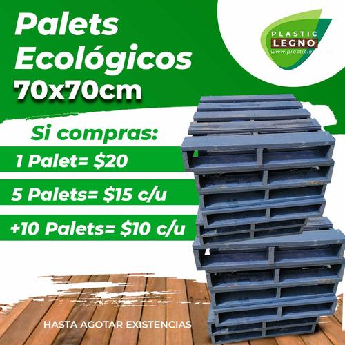 Imagen 1 de 8 de Listones Ecológicos