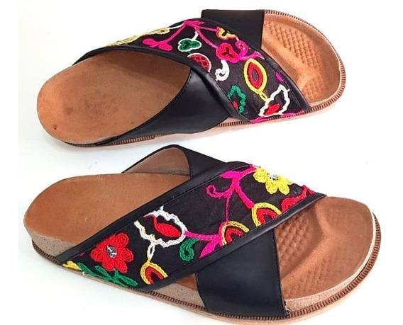 Sandalias Cruzadas Núm 41 42 43 44 Zinderella Shoes Art560