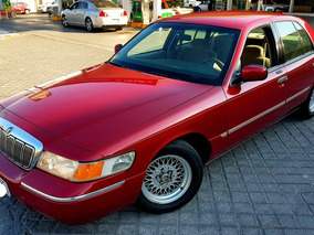 Ford Grand Marquis Ls Análogo At 2001
