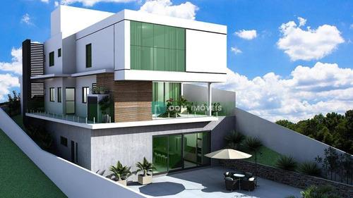 Casa À Venda, 404 M² Por R$ 2.000.000,00 - Alphaville - Juiz De Fora/mg - Ca0387