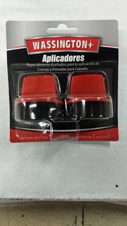 Aplicador De Pomada Y Crema Para Calzado