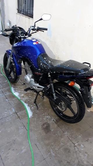 Honda New Titan Cg 150cc Modelo 2015