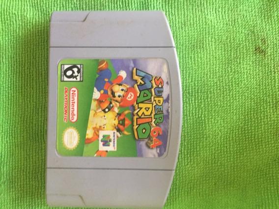 Super Mario 64 Original P/nintendo 64