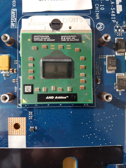 Processador Amd Mobile Athlon 64 2000mhz Haaeg Amstf36hax3dn